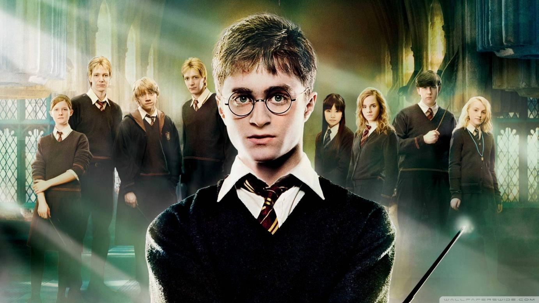 Bild aus Harry Potter und der Orden des Phönix.